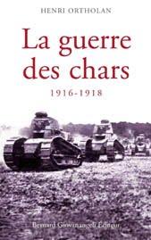 La guerre des chars