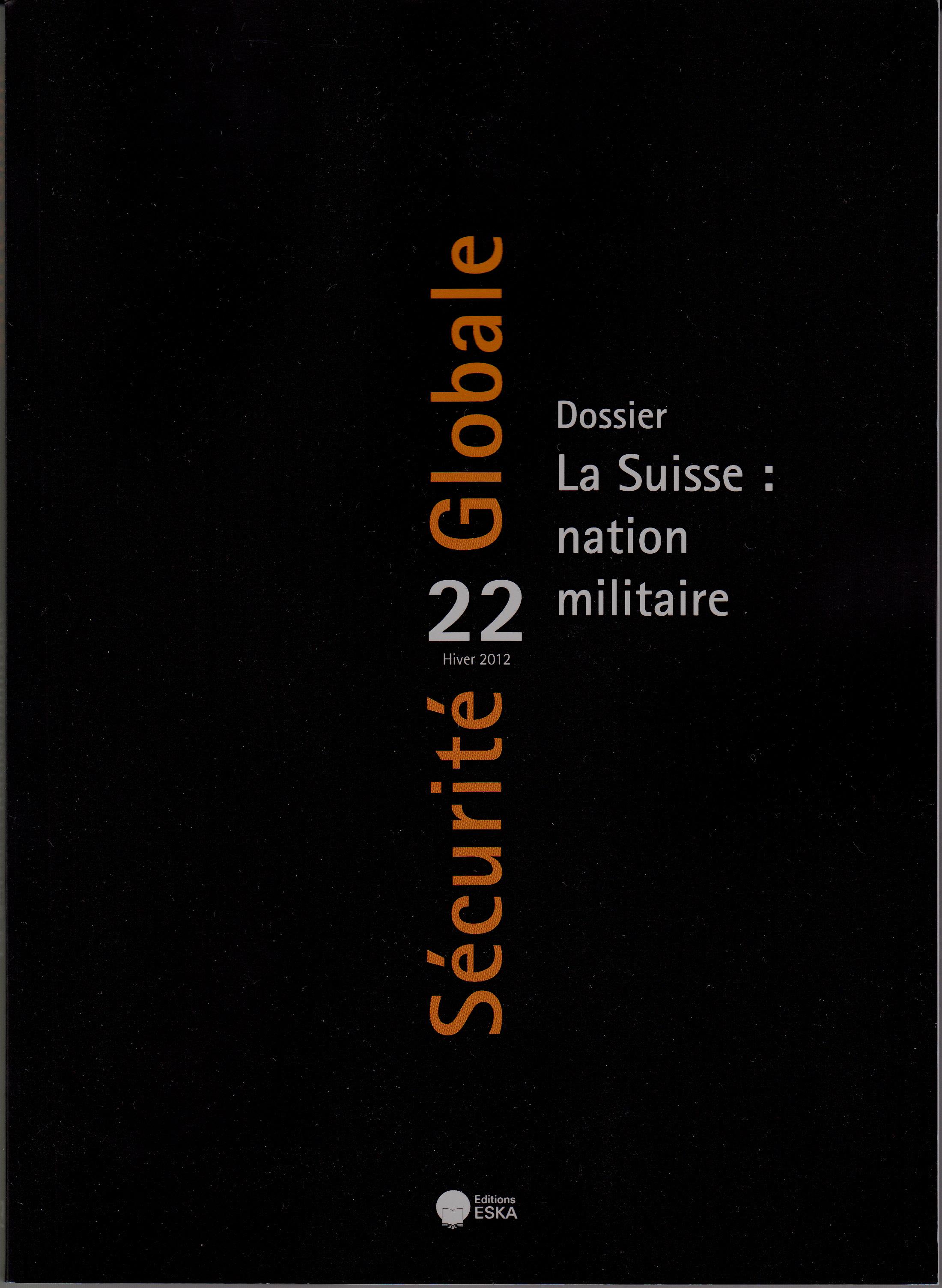 Tout Suisse aime l'armée
